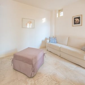 Sala con divano - GH Lazzerini Holidays, Toscana