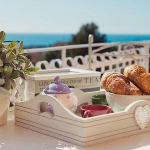 terrazza vista mare - Appartamento Cousteau, GH Lazzerini Holidays Toscana