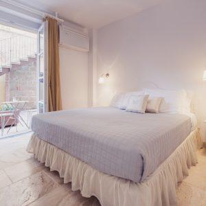 Camera da letto matrimoniale, appartamento Cook - GH Lazzerini Holidays, San Vincenzo, Toscana