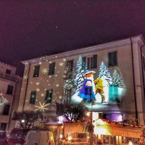San Vincenzo, decorazioni Natale 2018