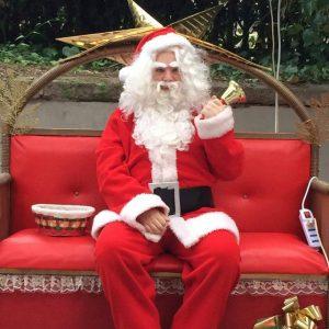 Babbo Natale, Natale 2018, San Vincenzo