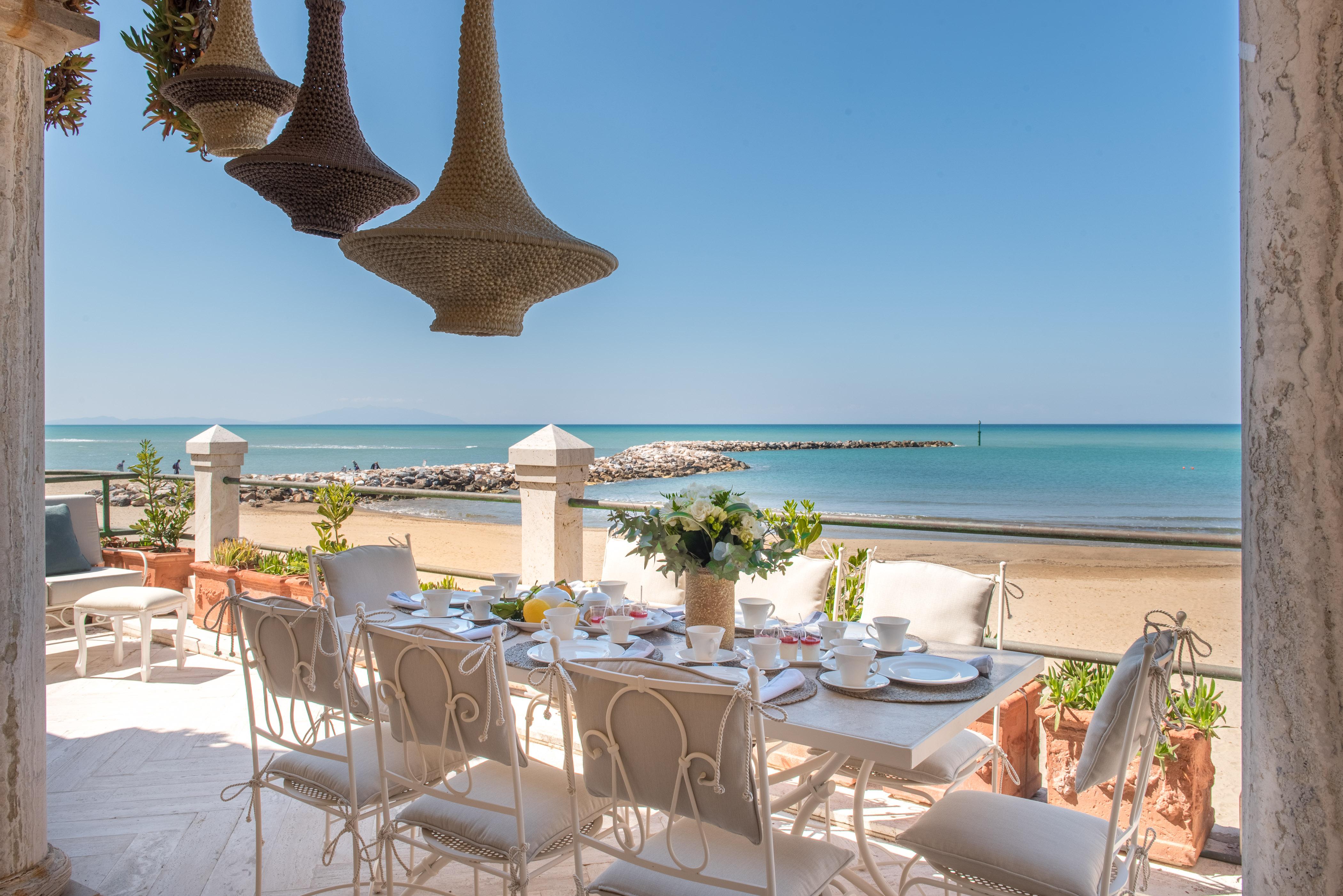 Terrazza sul mare di San Vincenzo - Villa Galatea